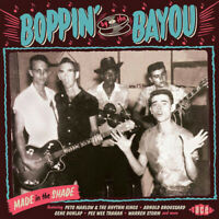 Various Artists : Boppin' By the Bayou: Made in the Shade CD (2014) ***NEW***