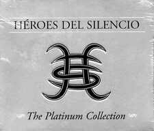 CDx3 BOX - HEROES DEL SILENCIO - THE PLATINUM COLLECTION (PRECINTADO BOX SEALEAD