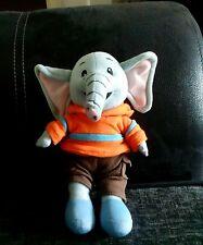 Rupert the bear & friends edward trunk the elephant soft plush toy