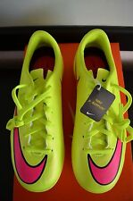 Nike Youth Junior Mercurial Victory V Turf Shoes Sz. 2Y