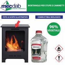 Combustibile liquido bioetanolo 'domestix' QLIMA 6 Taniche da 2lt