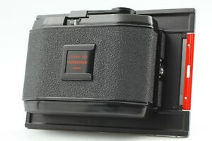 [💥TOP MINT] Horseman 10EXP 120 6x7 Roll Film Back Holder for 4x5 From JAPAN