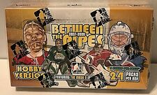 2007-08 ITG In The Game Between The Pipes Hockey Hobby Box