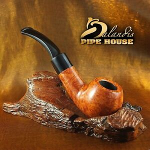 BB 238 CORAGGIO - EXCLUSIVE Handmade ITALIAN BRIAR original Tobacco smoking pipe