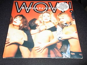 "Vintage Vinyl 1988 Bananarama -""WOW""-  #LIB5146- V/G -2 LP Album"