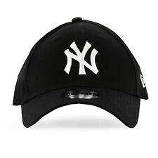 NEW ERA Herren Strapback Cap 10531941 9FORTY New York Yankees Schwarz / OSFA /