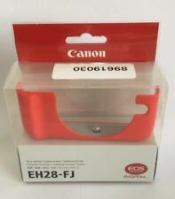 Canon EH28-FJ Raspberry Face Jacket for EOS-M10