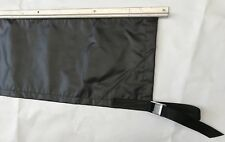 BLACK UV Cover Strip For Your 12' RV Caravan Roll Out awning.