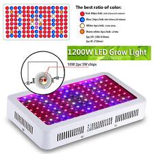 1200W Plus LED Grow Light Lamp for Plants Flower Growing Tent Box Full Spectrum