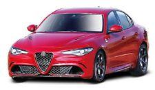 Bburago 1:24 2016 Alfa Romeo Giulia Diecast Model Sports Racing Car Toy Red