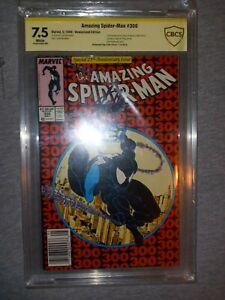 Marvel Amazing spider-man 300 7.5 Stan Lee Signature