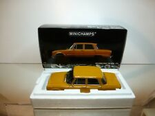 MINICHAMPS ALFA ROMEO GIULIA 1300 SUPER 1970 - 1:18 - EXCELLENT IN BOX