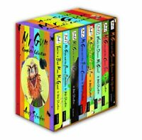 Andy Stanton Mr Gum The Complete Collection 8 Book Box Set Paperback NEW