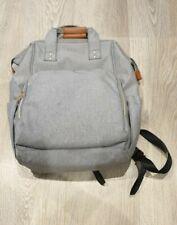 HoHope Grey Diaper Backpack
