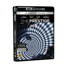 The Prestige (2017, Blu-ray) 4K UHD + 2D Edition