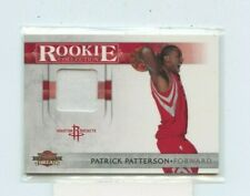 PATRICK PATTERSON 2010-11 Panini Threads Collection Materials Rookie Jersey /399