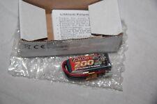 GENS ACE Batterie Rechargeable 200MAH 7.4V 30C 2S1P - B-30C-200-2S1P