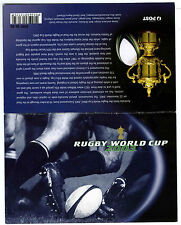 Australia 2199-2201 & 2201b Presentation Pack Mint Never Hinged Rugby World Cup
