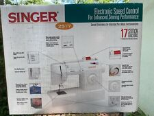 Singer 2517 sewing machine. NEW In Factory Sealed Box.