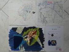 DRAGON BALL Z Ep 267 ANIME CEL GENGA DOUGA CELLULO ANIMATION JAPAN ART TOEI