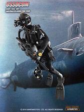 MiniTimes mini time USSOCOM US Navy Seal UDT underwater Demolition Team MIB