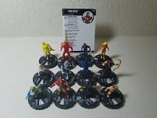 Complete Set 12 Common - Marvel Avengers Infinity HeroClix Miniature Lot