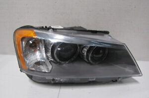 2011 2012 2013 2014 BMW X3 OEM RIGHT XENON HID HEADLIGHT W/ ADAPTIVE T1
