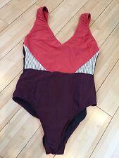 3ba5edb711bce Designer Madewell X Giejo Swim Suit One Piece Mod Everyday Size XS 0