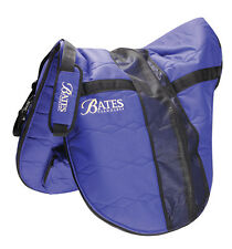 Bates De-Luxe padded Purple Saddle Bag