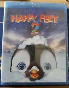 Happy Feet 2 Blu-ray Brand New Sealed