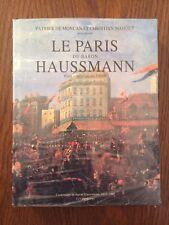 Le Paris du baron Haussmann - Patrice de Moncan et Christian Mahout - Seesam