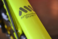Ams All mountain style frame Guard XL high quality marco Protektor Neon Yellow