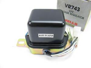 Wells VR743 Voltage Regulator  Fits 75-79 Chevrolet LUV 1.8L
