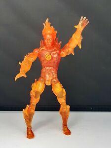 Fantastic Four Toy Biz HUMAN TORCH 2006