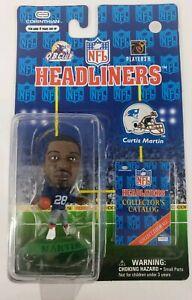 NFL Headliners Curtis Martin - New England Patriots  1997  NIP