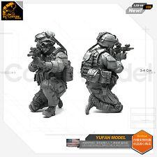 1/35 New unassembled Resin U.S. Navy Seals Elite Soldier Figure LJH-06