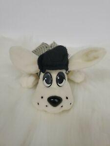 "Pound Puppies 7"" Newborn With Hat And Jacket Plush"
