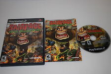 Rampage Total Destruction Sony Playstation 2 PS2 Video Game Complete