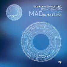 4CD BARRY GUY NEW ORCHESTRA Mad Dogs on the Loose