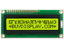 5V 16x2 Russian/Cyrillic Character LCD Display Module w/Tutorial,HD44780