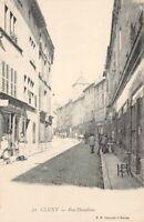 CLUNY - rue dauphine
