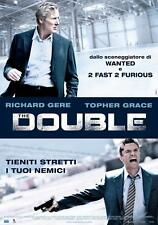 FILM DVD The Double (2011) azione thriller RICHARD GERE offerta