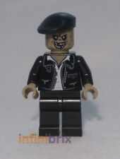 Lego Zombie Taxi Driver Minifigure from set 75827 Ghostbusters NEW gb009