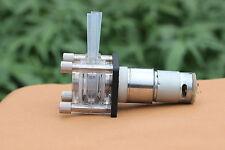 400ml/min 24V Peristaltic Pump Dosing Pump Vacuum Aquarium Lab Analytical Water