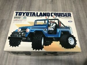 Marui Toyota Land Cruiser Vintage 1:10 RC. New partly build.