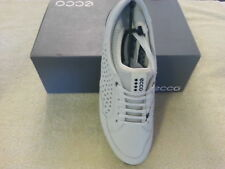 New - Ecco Womens Speed Hybrid Sox Golf Shoe - US 9 - 9.5 - White - Brand New!
