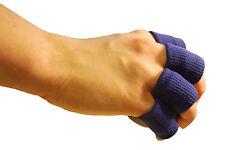10x traspirante elastico Finger Protector Sleeve Bandage Supporto Artrite Sport