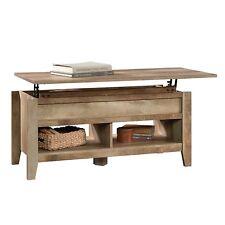 Sauder 420011 Dakota Pass Lift Top Coffee Table In Craftsman Oak Finish New