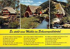 BG10364 es steht eine muhle im schwarzwaldertal types folklore  germany