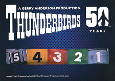 Thunderbirds 50 Years ~ MINI-MASTER SET (54-Card Base Set + 10-Card Foil Set)